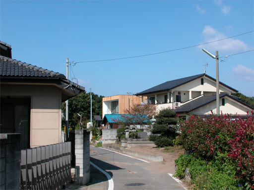 y-house  東から_f0064884_9422981.jpg