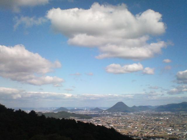 金比羅山より_e0077521_22535234.jpg