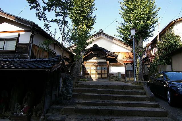 いし曳きの道・小立野寺院群_d0043136_22142152.jpg