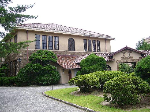 神戸女学院 文学館_c0094541_14121177.jpg