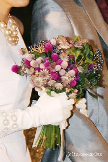 花嫁さんのブーケ選び_c0024345_17383682.jpg
