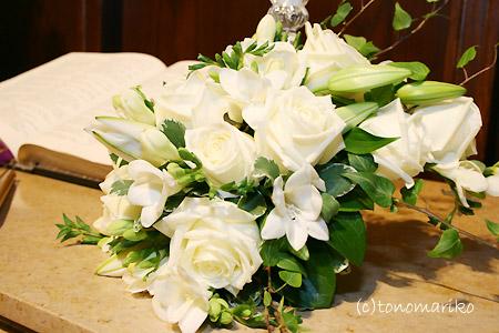 花嫁さんのブーケ選び_c0024345_17513379.jpg