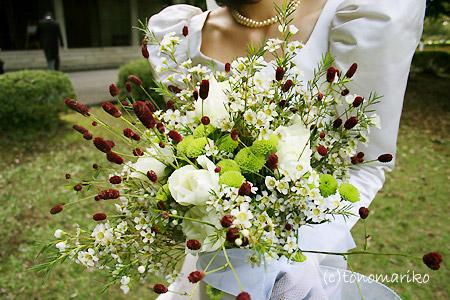 花嫁さんのブーケ選び_c0024345_1751571.jpg