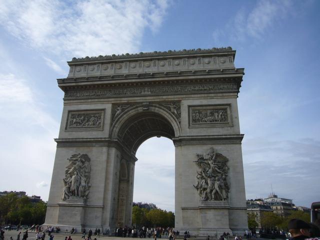 ■観光客気分でパリの秋を満喫_a0008105_19362641.jpg