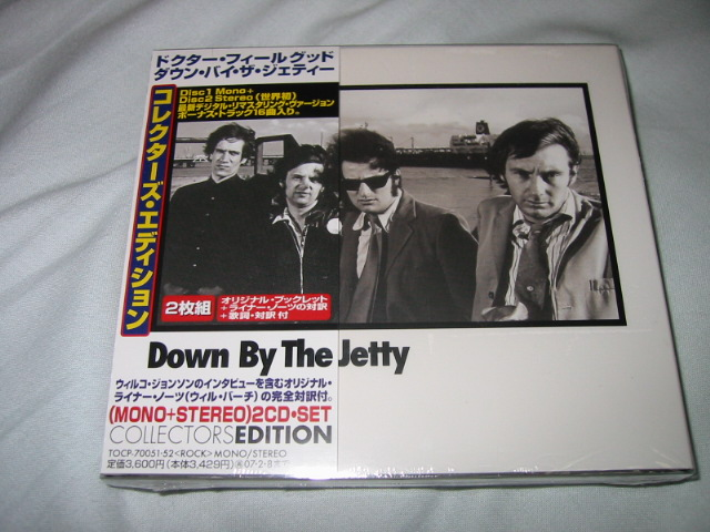 Dr.Feelgood / Down By The Jetty (COLLCTORS EDITION)_b0042308_1154737.jpg