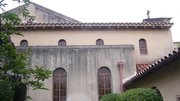 神戸女学院 総務館・講堂・ソールチャペル_c0094541_1329312.jpg