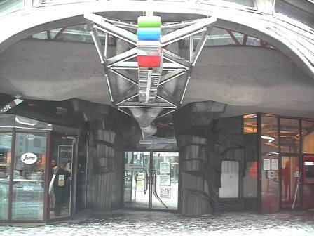 """ウィーン中央銀行 """"2003中欧_c0087349_6349.jpg"""