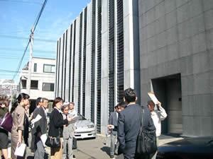 68号:●心に刺激を!デザイナーズマンション見学●川崎市の賃貸市場動向について_e0100687_1626436.jpg