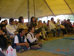 第11回鹿本ふるさとじまん祭り in水辺プラザかもとにて_c0090212_2183614.jpg