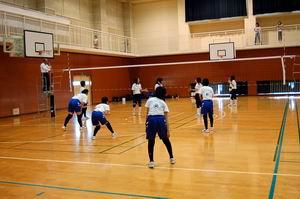 練習試合【バレーボール】_d0010630_1041269.jpg