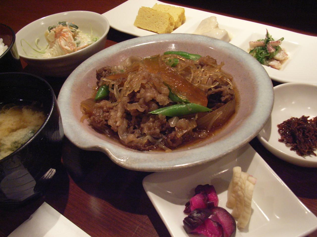 10月27日(金) コレは 牛丼のあたまライス_d0082944_16255643.jpg