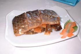 上海の咸亨酒店で紹興料理を復習_c0030645_199150.jpg