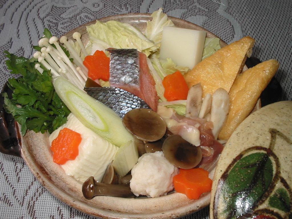鮭の鍋物_c0072816_92545.jpg