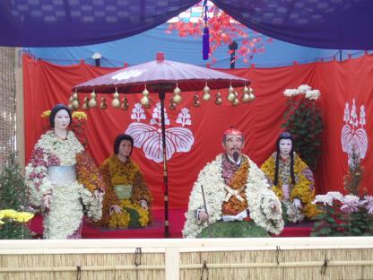 Hirakata-Shuku 街道菊花祭(菊人形)_b0104092_11202549.jpg