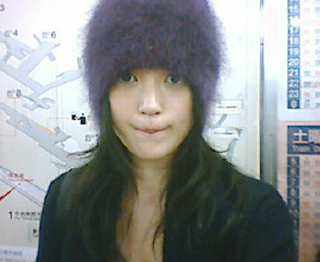 帽子とあこ_b0072293_2043159.jpg