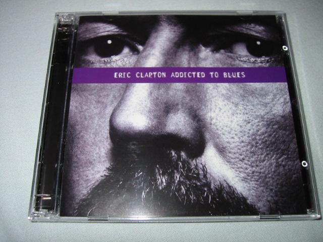 ERIC CLAPTON / ADDICTED TO BLUES_b0042308_0173468.jpg