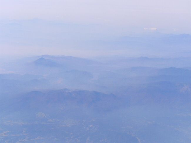 カナダ便り   飛行機の中から_a0027125_804159.jpg