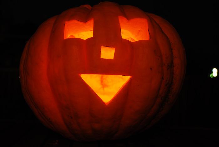 Halloween.....先ほどの続きです!変装した子供達!_d0069838_20573992.jpg