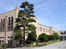 神戸女学院 中高部1号館_c0094541_1322111.jpg