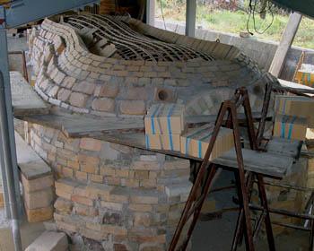 窖窯を作る/天井_c0081499_2127494.jpg