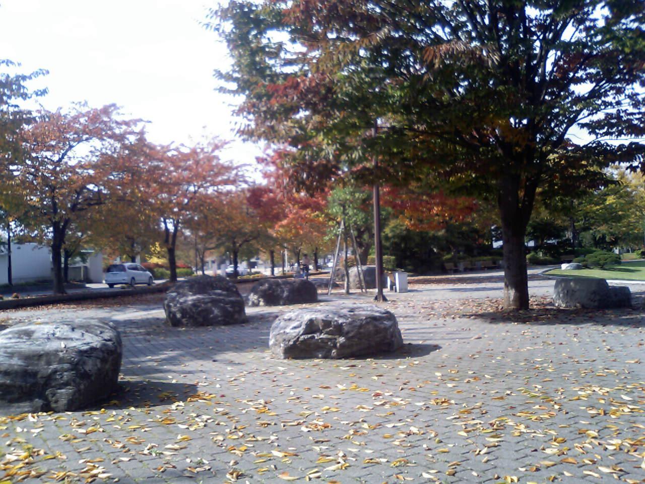 公園の陽だまり_c0097137_17113136.jpg