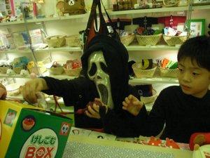 ハロウィーンで子供がいっぱいです!_f0088456_13302973.jpg