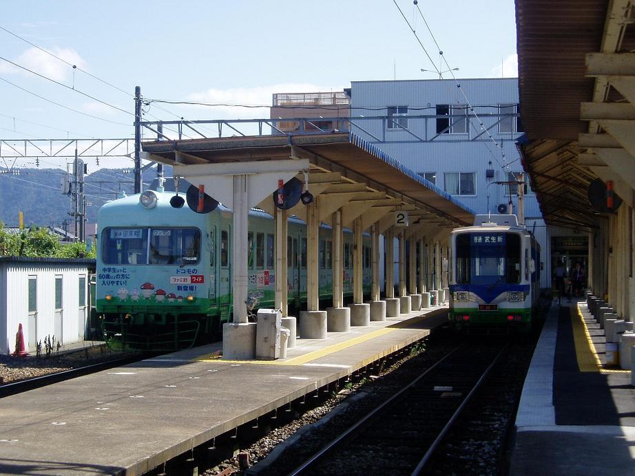 神岡鉄道と北陸の私鉄巡り その8_f0030574_2262959.jpg