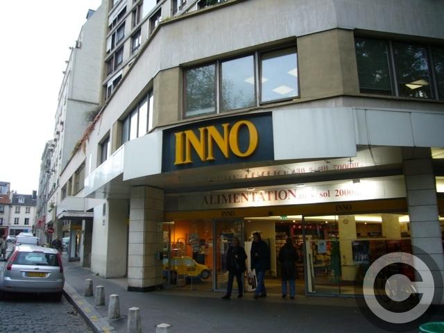 ■INNOスーパー(モンパルナス界隈、パリ)_a0014299_1952331.jpg