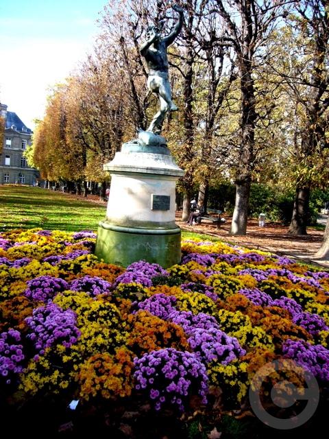 ■秋のリュクサンブルグ公園(パリPARIS)_a0008105_52151.jpg