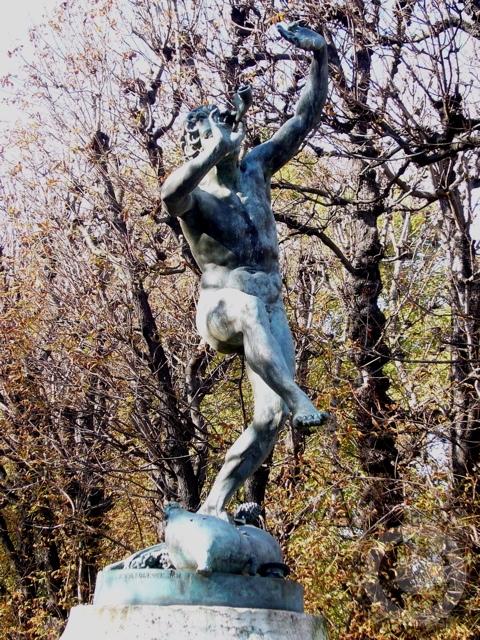 ■秋のリュクサンブルグ公園(パリPARIS)_a0008105_534671.jpg