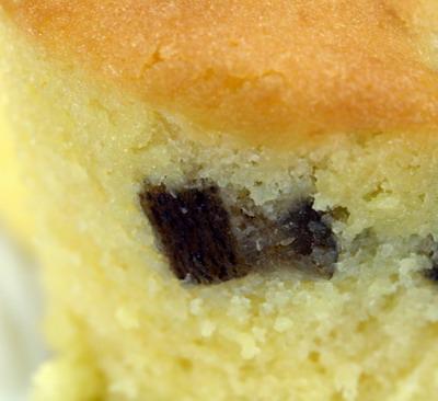 ゴボウのカップケーキ 柳月期間限定スイーツ_f0033205_21461767.jpg