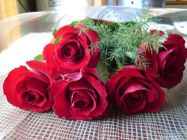 せこい花束_a0025572_9303493.jpg
