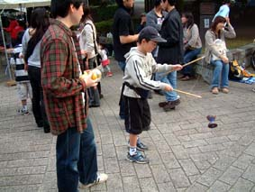 秋晴れの青葉区民祭レポート_b0008475_231037.jpg