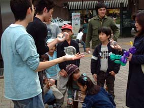 秋晴れの青葉区民祭レポート_b0008475_23103913.jpg