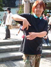 秋晴れの青葉区民祭レポート_b0008475_23145473.jpg