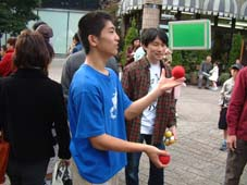 秋晴れの青葉区民祭レポート_b0008475_23152871.jpg