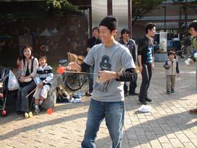 秋晴れの青葉区民祭レポート_b0008475_23164060.jpg