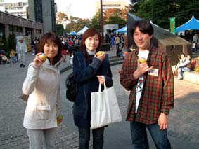 秋晴れの青葉区民祭レポート_b0008475_2331297.jpg