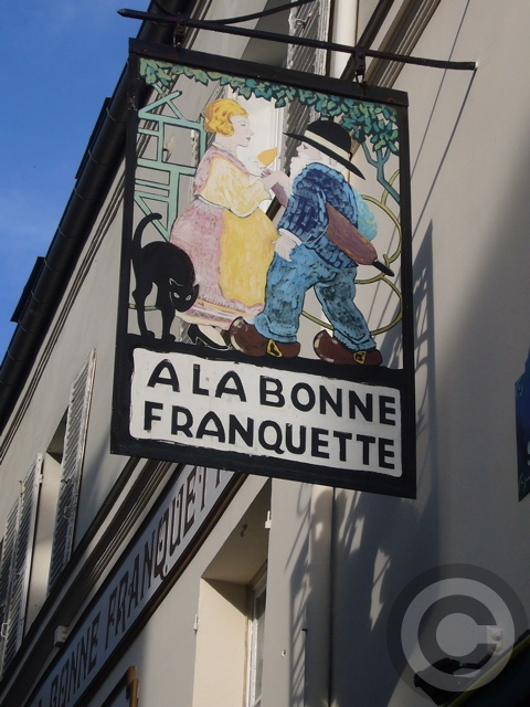 ■街角のレストラン(モンマルトル界隈、パリ)_a0014299_20565937.jpg