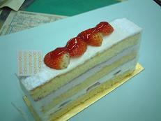 『パティスリー・リョウコ』のケーキその2