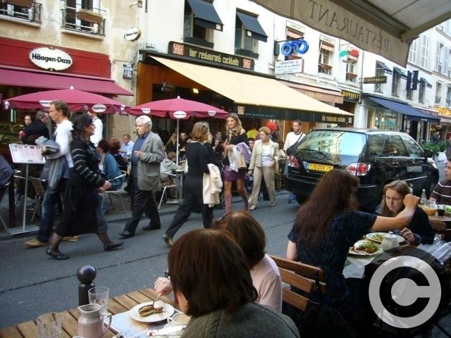 ■ビュッシー通り Rue de Buci_a0014299_19133726.jpg