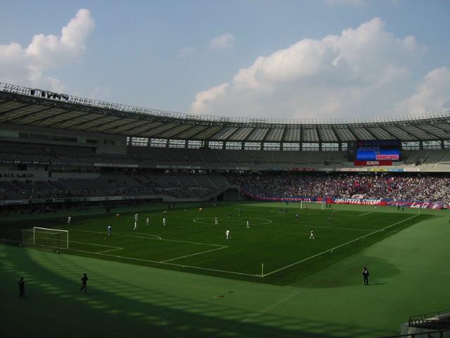 第86回天皇杯サッカー選手権4回戦 FC東京−バンディオンセ神戸_b0042308_0243224.jpg