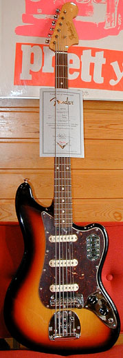 「2006年製 Fender Custom Shop Bass VI 」入荷!_e0053731_1904052.jpg