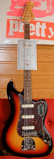 「2006年製 Fender Custom Shop Bass VI 」入荷!_e0053731_1904052.jpg