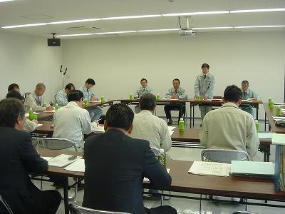 南政クラブ・つつじクラブ合同研修会_f0019487_13502055.jpg