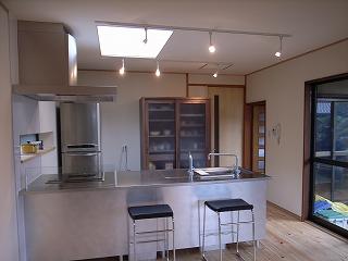 旧「乙川の家」 リフォーム (4) 完成_f0059988_11243929.jpg