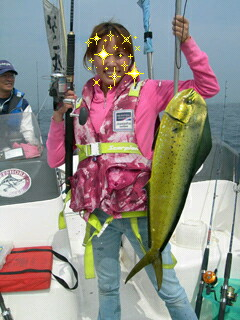 蓮花、世界(清水)を釣る!! の巻_c0053520_22163257.jpg