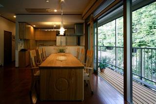 緑豊かな自然をリビングでめいっぱい楽しめる建築家の二世帯住宅 見学会 (無料)_c0093754_20104335.jpg