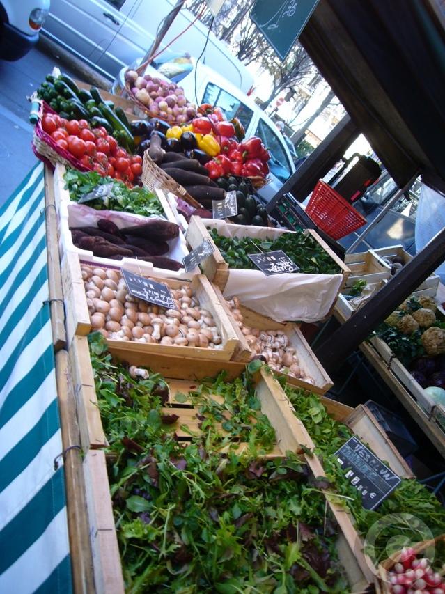 """■朝市\""""野菜・果物\""""(ラスパイユ大通PARIS)_a0014299_514383.jpg"""