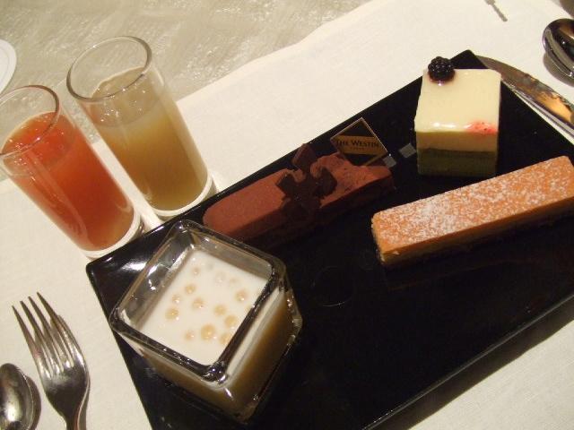 ウェスティンホテル東京 ザ・テラス デザートアトリエ_f0076001_17251391.jpg